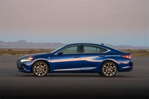 2019 Lexus Es First Look Catching Up  Motor Trend
