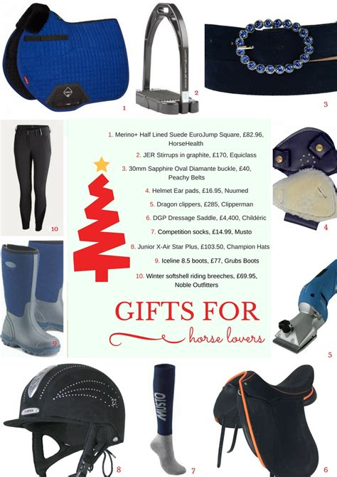 christmas gifts for the horse lover style the gaitpost