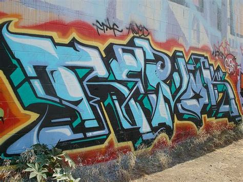 Cool Revok Msk Awr Seventhletter Losangeles Graffiti Art