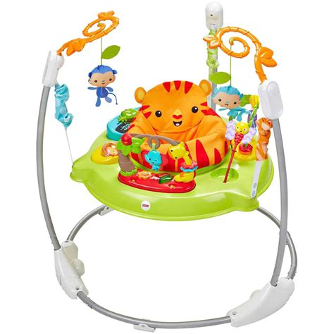 fisher price jumperoo age range fisher price pink petals jumperoo walmart