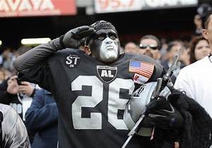 Oakland Raiders Third In NFL Jersey Sales