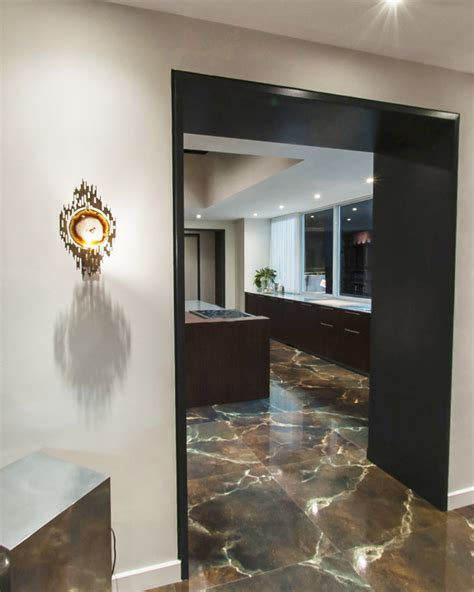 The Lighting   Inside Christian Grey's Apartment from 50