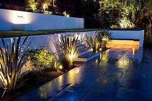 Garden lighting london bespoke