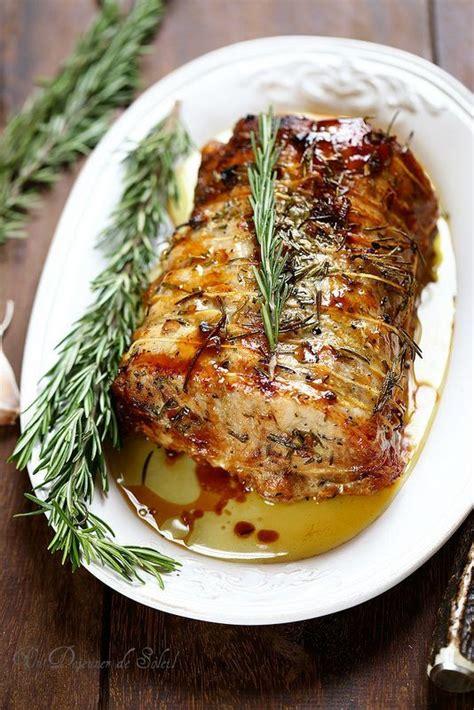 cuisiner roti de porc les 25 meilleures idées de la catégorie porc sur côtelette de porc recettes de