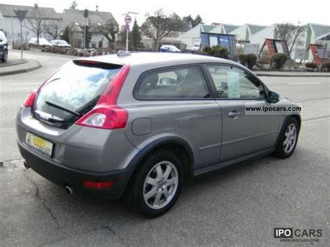 how petrol cars work 2008 volvo c30 electronic 2008 volvo c30 2 4i automatic summum car photo and specs