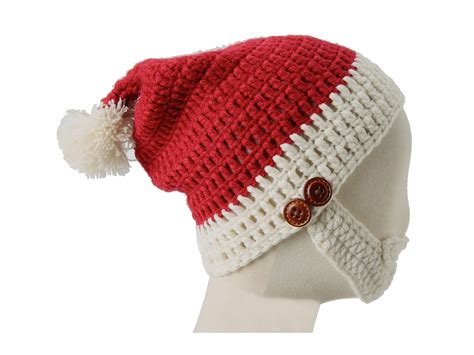 san diego hat company kids knk3260 santa hat w beard toddler