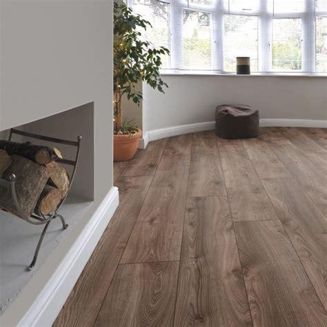 couleur de chambre moderne sol stratifié parquet chêne makro brun flottant parquets