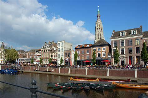 Erasmus Experience in Breda, Netherlands by Raphael ...