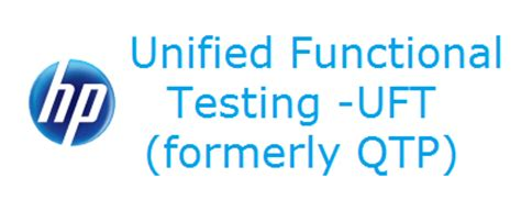 Unified Functional Testing Resume by Unified Functional Testing Uft