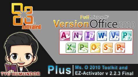 Mengaktifkan microsoft office 2010 yang paling mudah yaitu dengan cmd. Cara Mudah Menginstall Microsoft Office 2010 Pro Plus + Aktivasi - YouTube