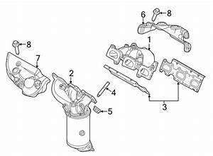 Ford Taurus Exhaust Manifold Gasket