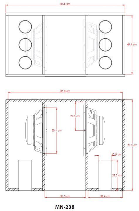 bass cabinet design bass speaker cabinet design plans www imgkid com the