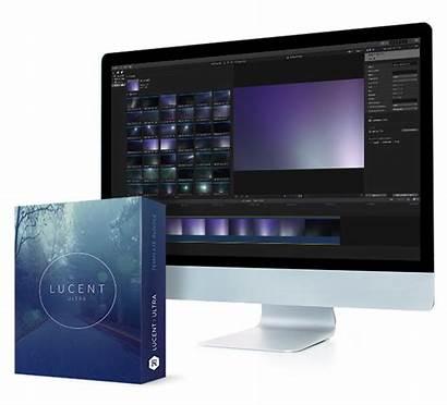 Lucent Ultra Lens Flares 4k Vivid Prime