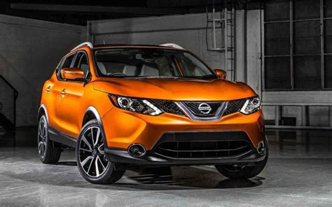 nissan rogue sport hybrid  car announcements