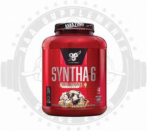 Aaa Supplements Bsn - Syntha-6 Cold Stone