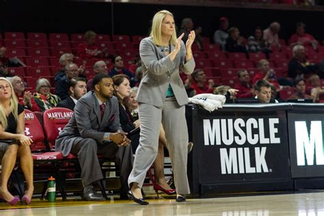 maryland womens basketball announces   conference