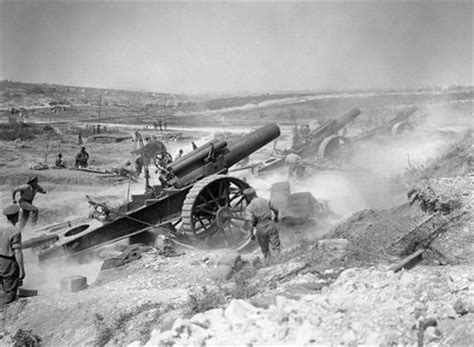 siege batterie three 8 inch howitzers of 39th siege battery royal