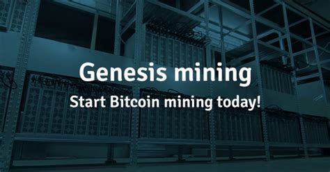 genesis mining review best trusted cloud mining for bitcoin ethereum discount