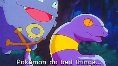 Pokemon Bad Things Master Team Grunt Evil