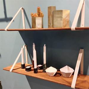 Equerre Etagere Design : set de 2 supports d etagere ferm living rose tag re ~ Melissatoandfro.com Idées de Décoration