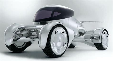 2001 Peugeot Moonster Concept Gif Header