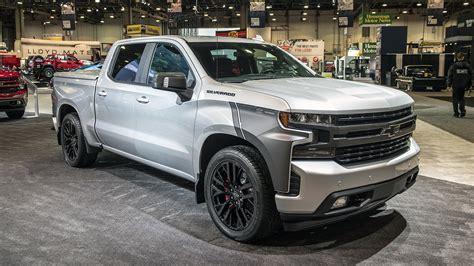 Chevrolet Releases Four New Concept Silverado Trucks
