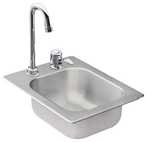 drop in bathroom sink bowls moen 22245 camelot single bowl drop in sink modern