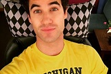 Darren Criss Posts Nude Photo | The Daily Dish