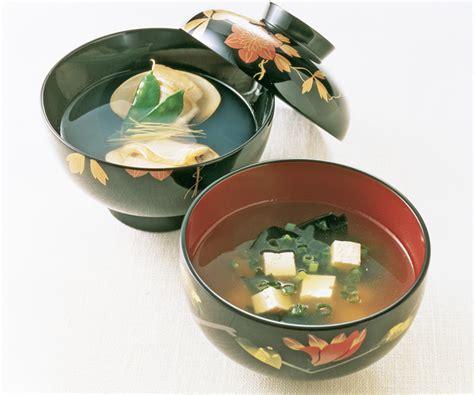 cuisine japonaise recette cuisine japonaise recette facile de soupe miso
