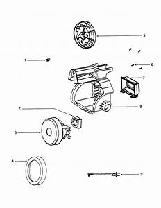 Eureka Mighty Mite Attachments Parts