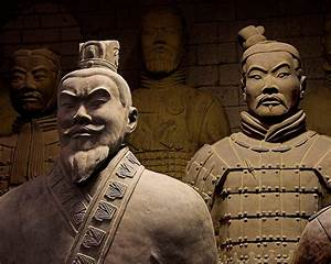 The Mystery of Qin Shi Huangdi's Mausoleum ~ brainexplor