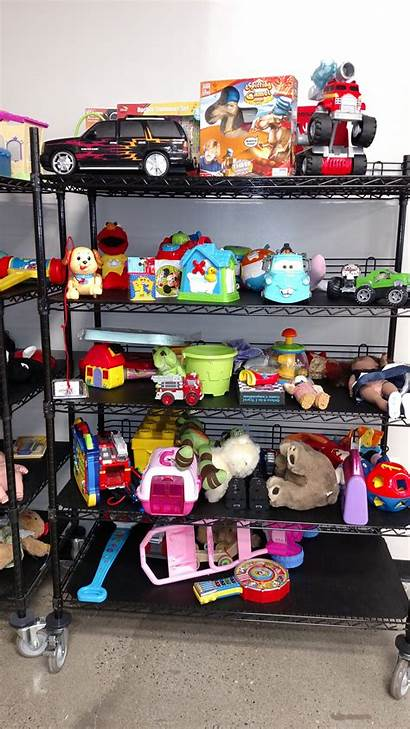 Toys Goodwill Wc