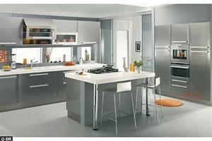 Quelle peinture pour ma cuisine for Deco cuisine avec chaise contemporaine design