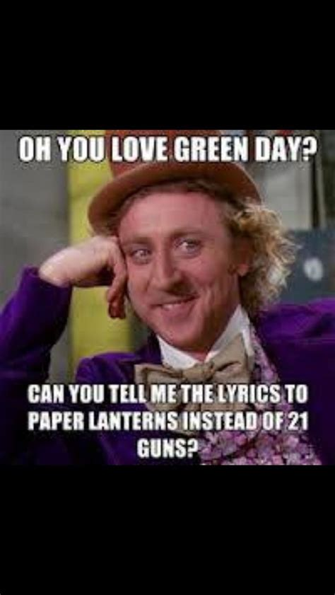 Green Day Memes - pin by joanna krouse on green day pinterest