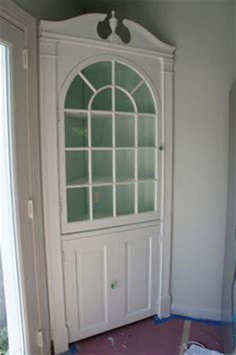 built  corner china cabinet   home pinterest
