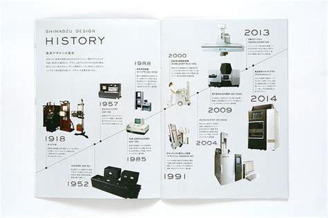 shimadzu design  behance timeline