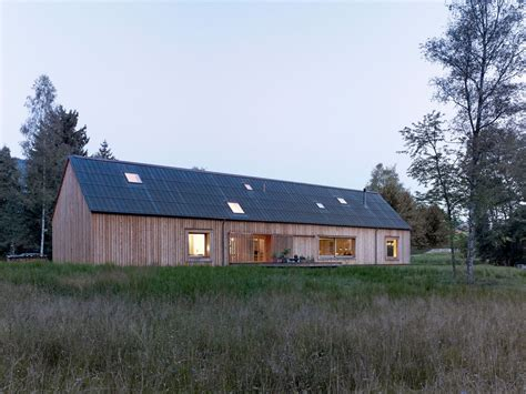 Haus Am Moor Krumbach By Bernardo Bader 002 Ideasgn