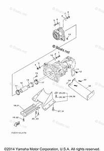 Yamaha Boat Parts 2010 Oem Parts Diagram For Jet Unit 3