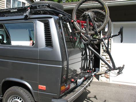 vw bike rack bike rack for vanagon cosmecol