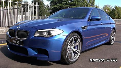 Bmw M5 Exhaust by Bmw M5 F10 Stock Exhaust Sound Start And Revs