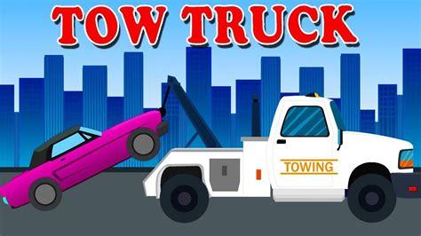 childrens monster truck videos tow truck videos monster truck kids videos game