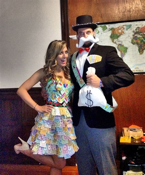 11 best MONOPOLY Costumes images on Pinterest Costume