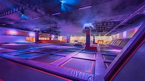 Gravity Trampoline Park Norwich | Day Out With The Kids  Gravity