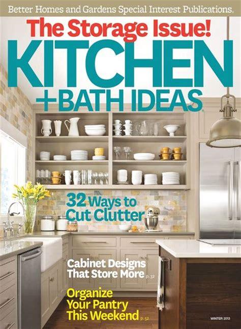 kitchen and bath ideas magazine kitchen and bath ideas winter 2013 pdf magazine