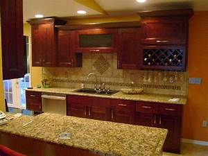 Buy Discount Wood Frameless Kitchen Cabinets Wholesale Online