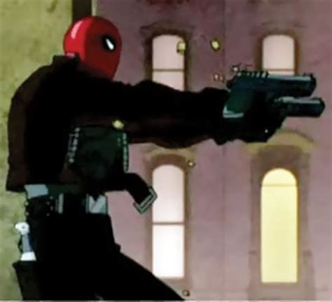 Red Hood - Batman Under the Red Hood animated movie ...