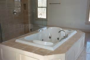 backsplash picture ideas custom shower and tub deck stone