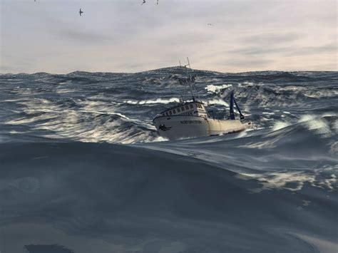 Deadliest Catch Alaskan Storm Review Gaming Nexus