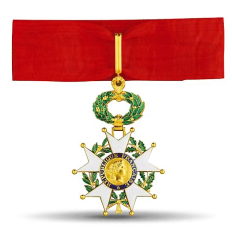 m 233 daille l 233 gion d honneur ordonnance commandeur monnaie