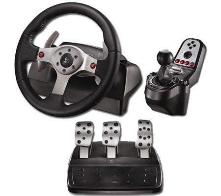 Volanti Logitech Logitech G25 Racing Wheel Test Prix Et Fiche Technique